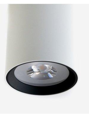 D900.SH Curve LED Deckenaufbauleuchte