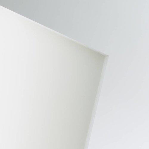SIMONA PE-HD Kunststoffplatte Natur