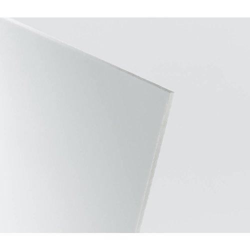 SIMONA Hart-PVC Kunststoffplatte Weiß