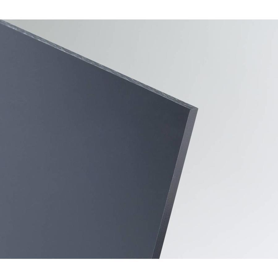 Wandverkleidung PVC Dunkelgrau