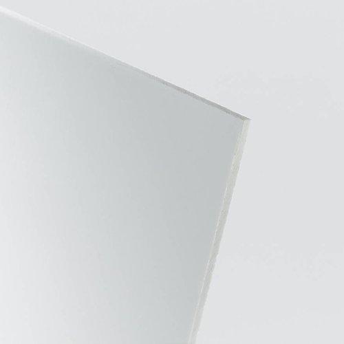 Wandverkleidung PVC Weiss