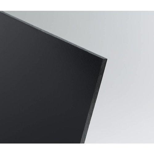 SIMONA Wandverkleidung PVC Schwarz