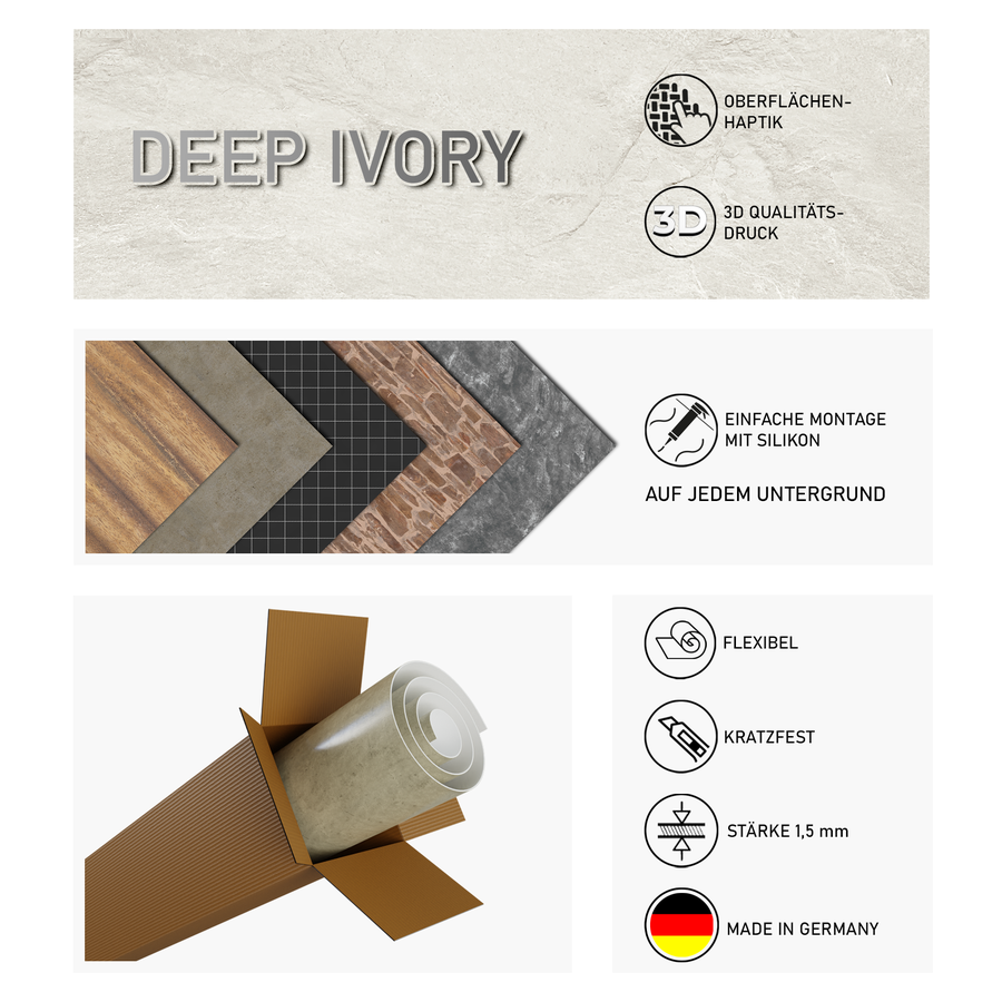Motiv: Deep Ivory