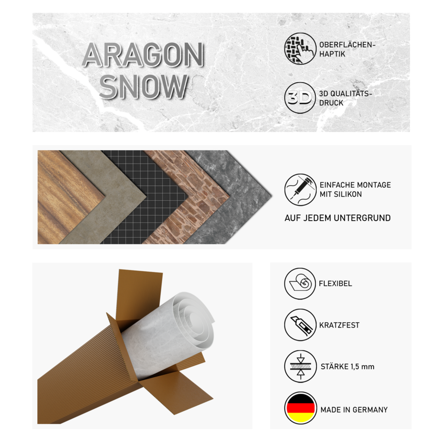Motiv: Aragon Snow