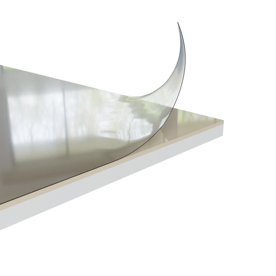 Duschrückwand beige creme   200x100 cm