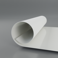 Duschrückwand weiß | 250x100 cm