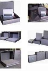 Autokluis L-1 voor laptop, wapen of kostbaarheden