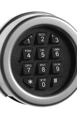 Elektronisch slot AL2020/EM kluisslot