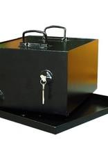 Sleutelkist KGB, sleutelkluis, sleutelkluis voor surveillance, kluis voor sleutelbossen