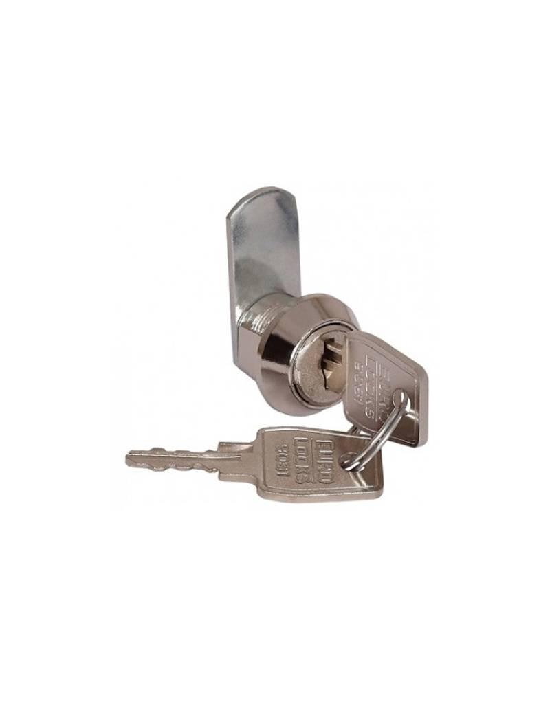 Cilinderslot Eurolock met 2 sleutels