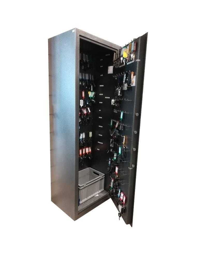 Sleutelkluis K1750/S-1 voor 135 sleutels, bovag kluis, rdw sleutelkluis