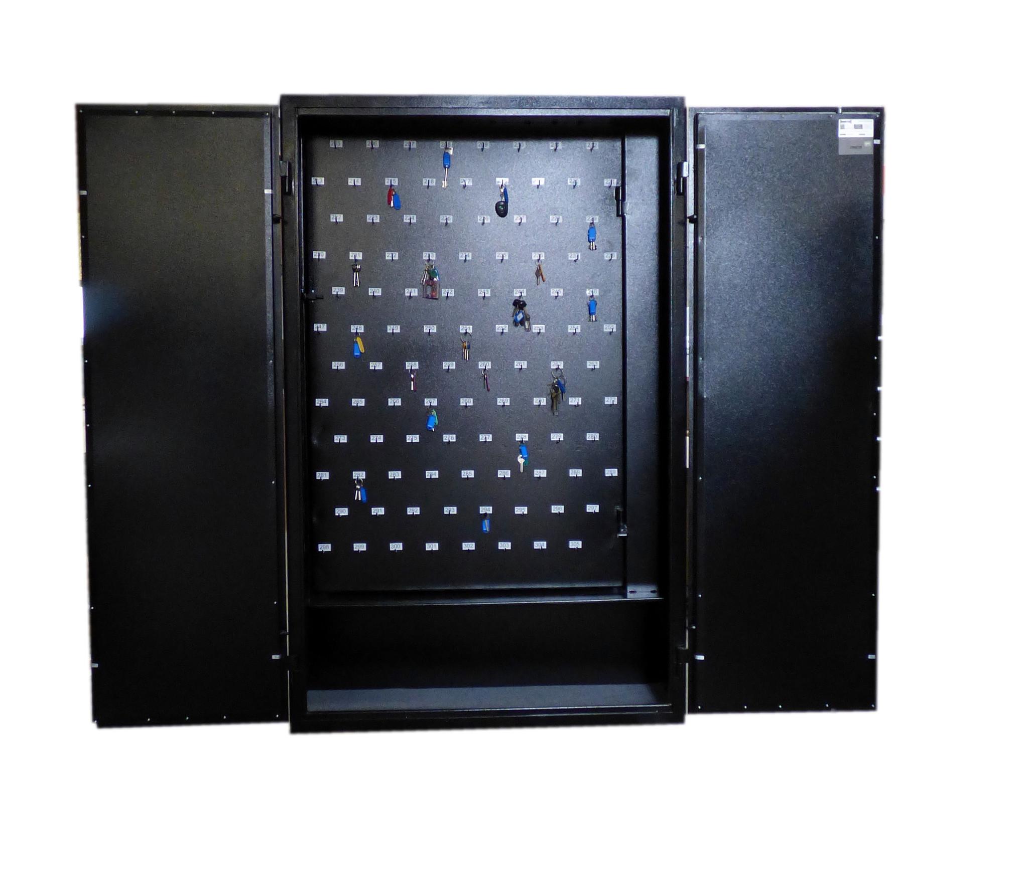 Sleutelkluis 1779 SSK/S-2 voor 300 - 600 sleutels, rdw kluis, bovag kluis