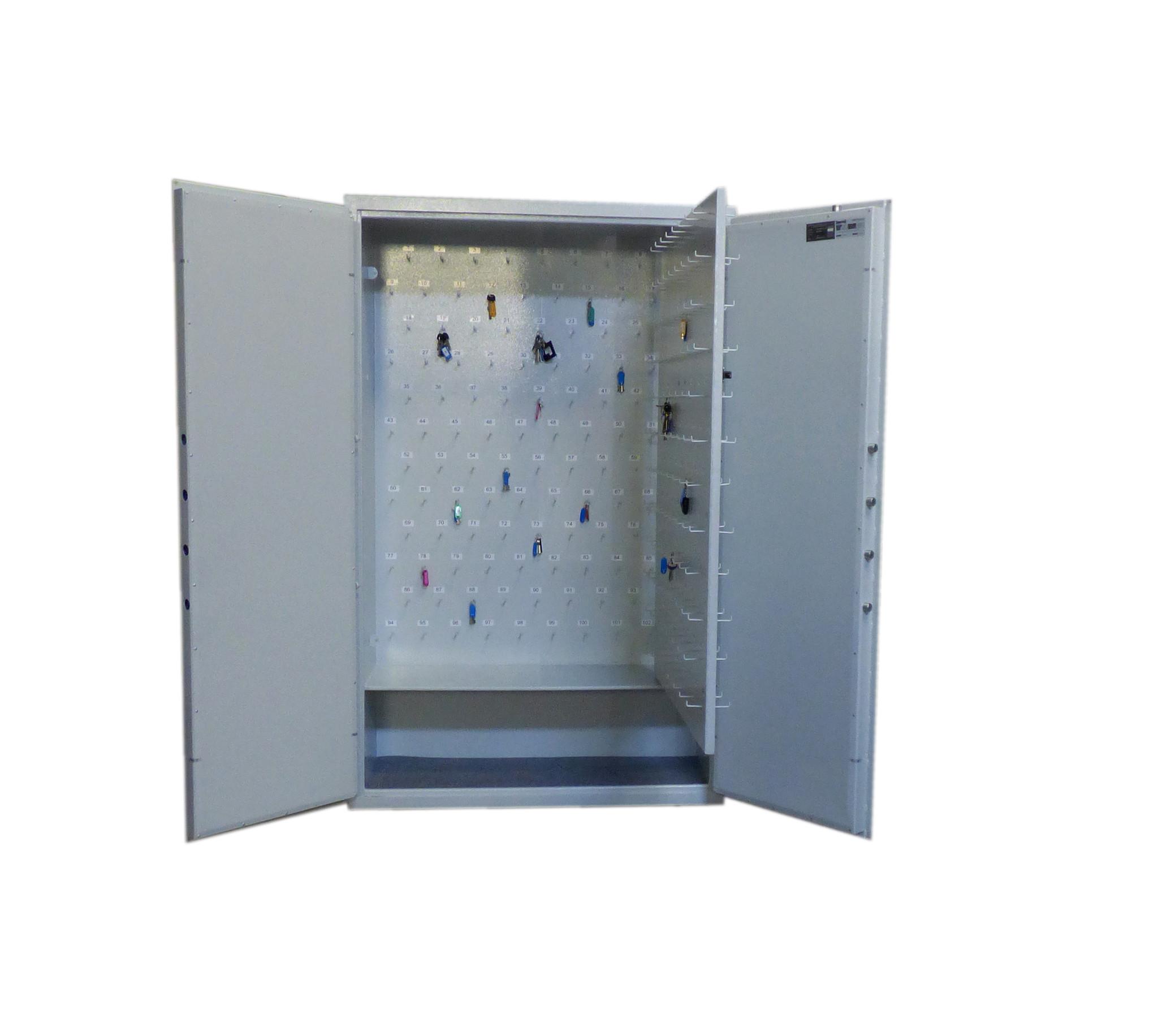 Sleutelkluis 1778 SSK/S-2 voor 300 - 600 sleutels, rdw kluis, bovag kluis
