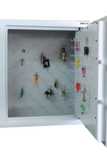 Sleutelkluis K700 voor 50 - 80 sleutels, bovag kluis, rdw kluis, kluis voor sleutels