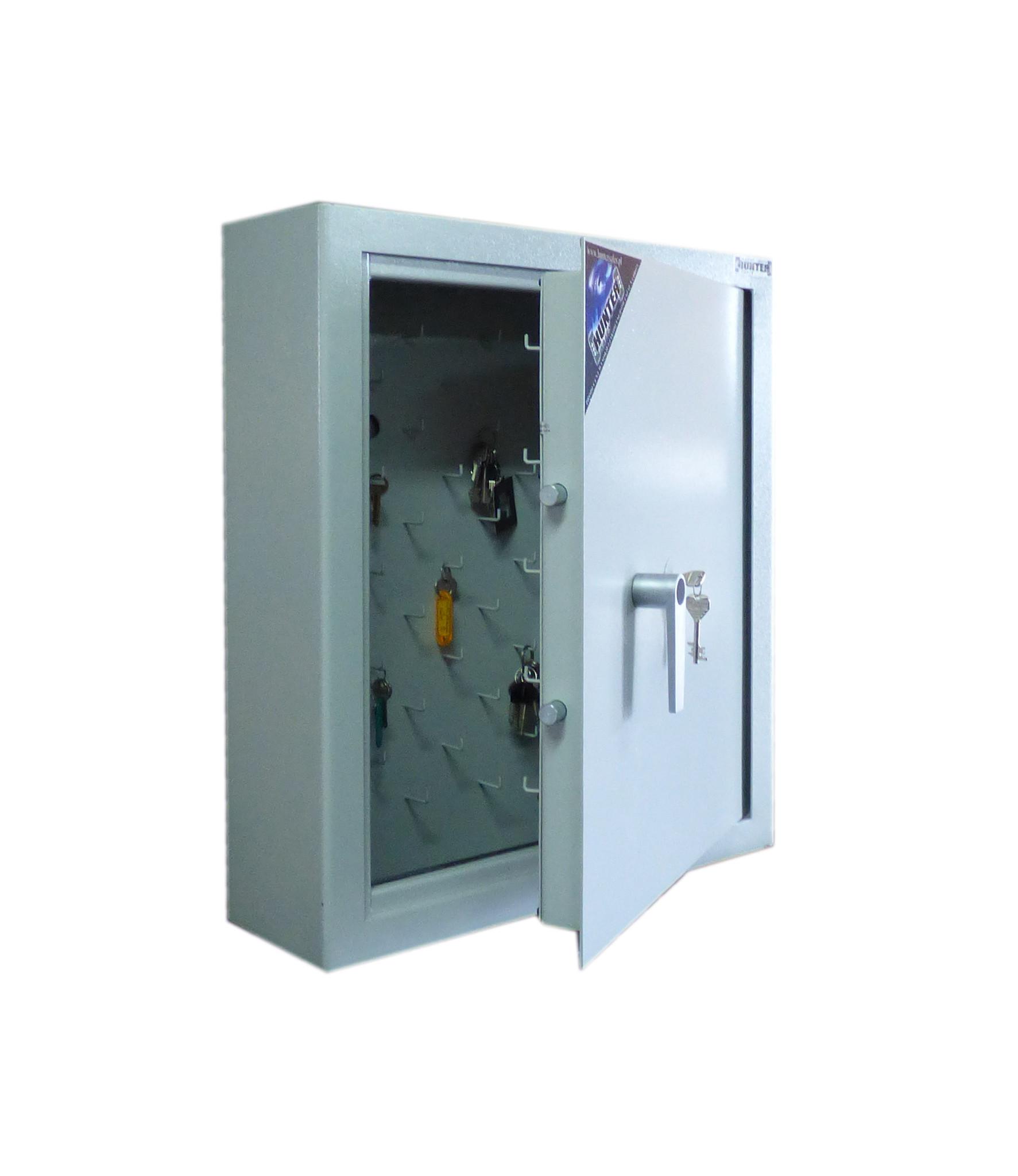 NL-Sleutelkluis K700 voor 50 - 80 sleutels, bovag kluis, rdw kluis, kluis voor sleutels