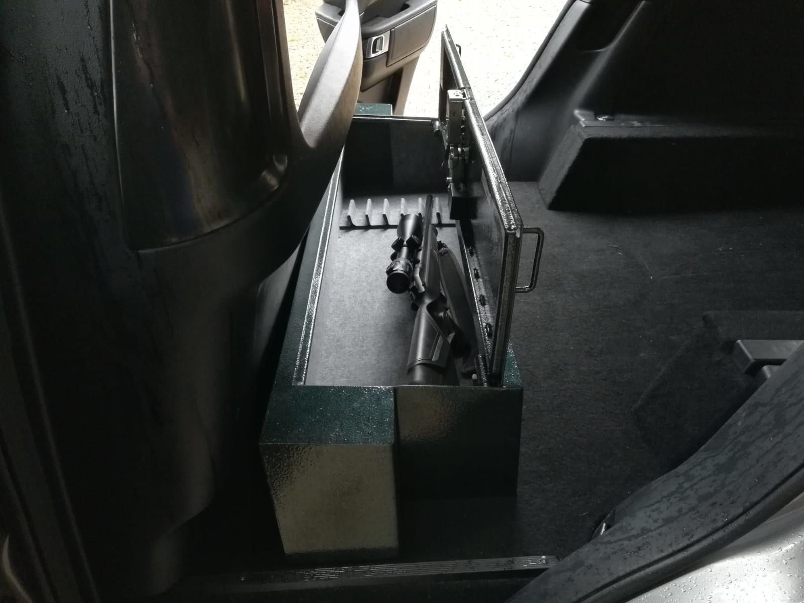 kluis voor auto
