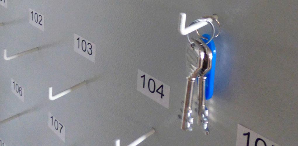 Sleutelkluizen die wel gebruiksvriendelijk en gecertificeerd zijn.