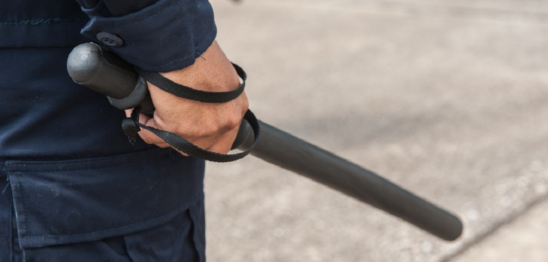 Gecertificeerde  opslag van pepperspray en wapenstok BOA's.
