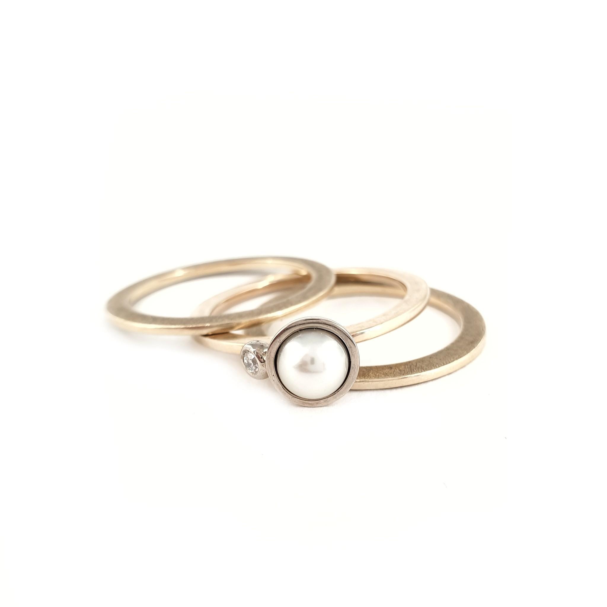 Handgemaakte ringen vanNienke