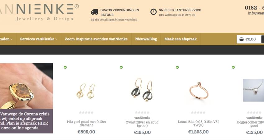 Online afspraak maken bij de goudsmid in Friesland