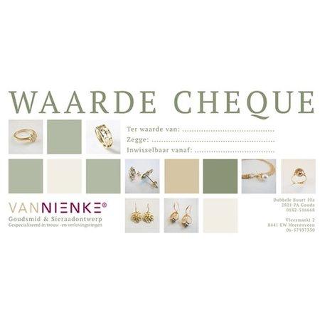 vanNienke Copy of Cadeaubon