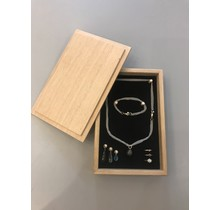 GSE Box - Eikenhouten luxe sieradendoos