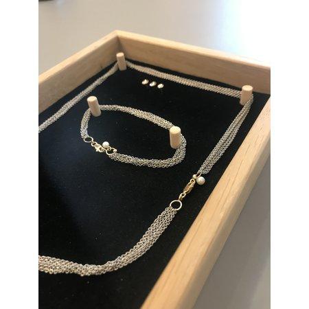 vanNienke GSE Box - Eikenhouten luxe sieradendoos