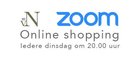 NIEUW: Livestream online shoppen