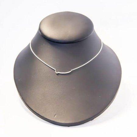 vanJorien zilveren collier