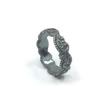 Galerie ring zilver smal