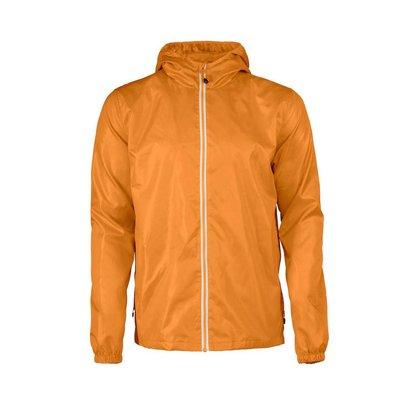 Windbreaker voor heren in oranje