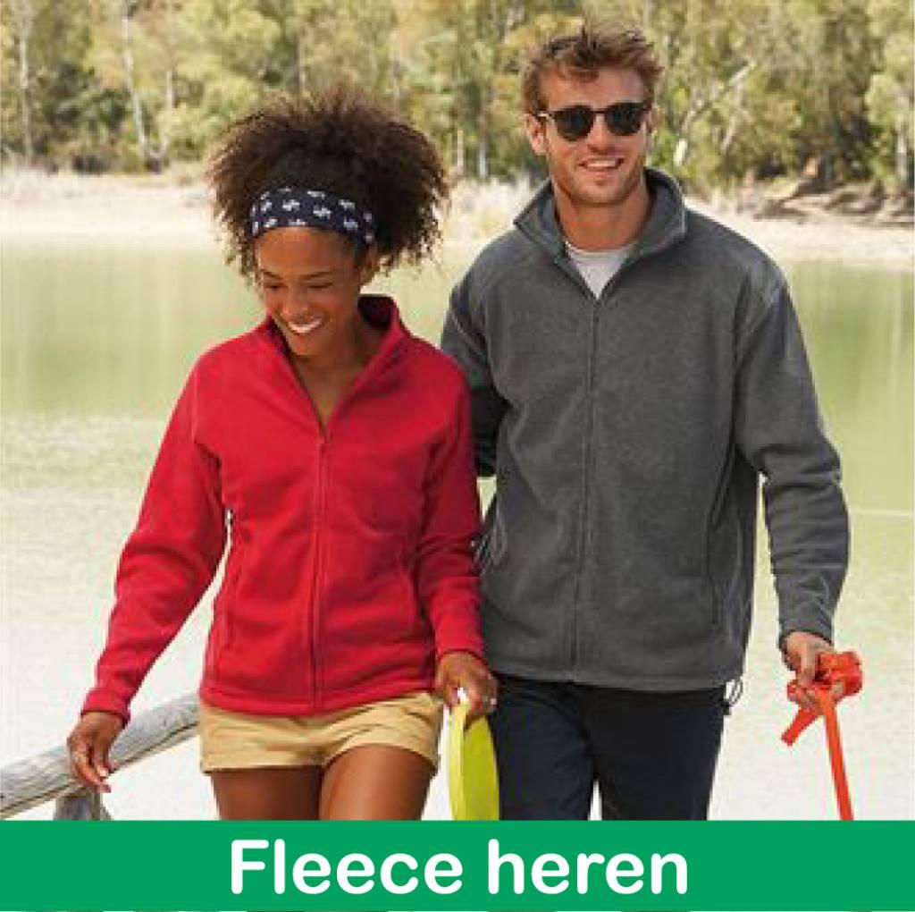 Fleeces voor mannen