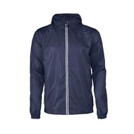 Windbreaker voor heren marine