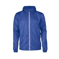 Windbreaker voor dames blauw