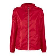 Windbreaker voor dames in rood