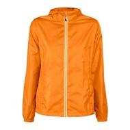 Windbreaker voor dames in oranje