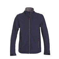 Softshell jacket heren  marine