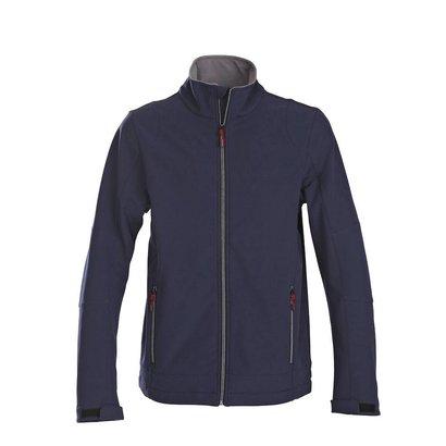 Geocaching Softshell jacket marine
