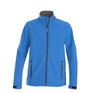 Geocaching Softshell jacket ocean