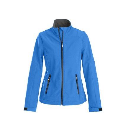 Geocaching Softshell jacket dames ocean