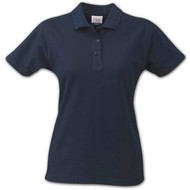 Geocaching Polo dames marine
