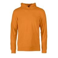 Geocaching Fleece hoodie heren oranje