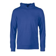 Geocaching Fleece hoodie heren blauw