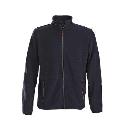 Fleece jacket heren marine
