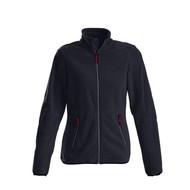 Geocaching Fleece jacket vrouwen marine