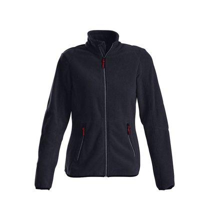 Fleece jacket vrouwen marine