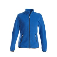 Fleece jacket vrouwen ocean