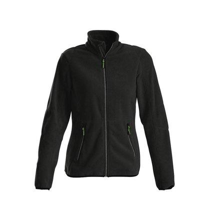 Geocaching Fleece jacket vrouwen zwart