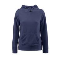 Geocaching Fleece hoodie vrouwen marine