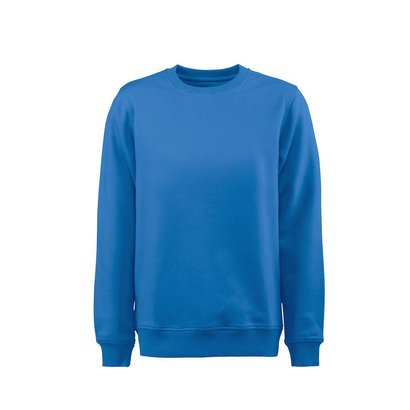 Sweater ronde hals heren ocean